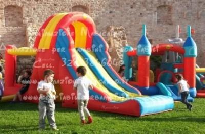 Noleggio gonfiabili per bambini affitto giochi gonfiabili